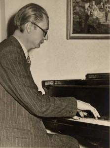 Gregor Heuer 1956