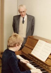 letztes Foto von Gregor Heuer (1986)